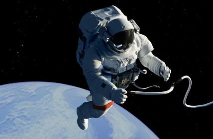 ¿Por qué no hay gravedad en el espacio?
