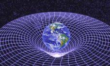 ¿Dónde se genera la gravedad de la Tierra?