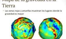 ¿Por qué la gravedad no es la misma en toda la superficie de la Tierra?