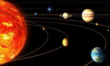 ¿Cómo actúa la gravedad en los planetas?