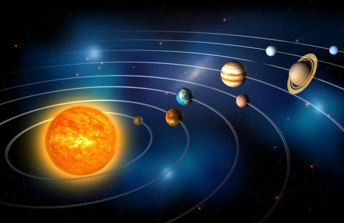 Cómo afecta la gravedad del Sol a la Tierra