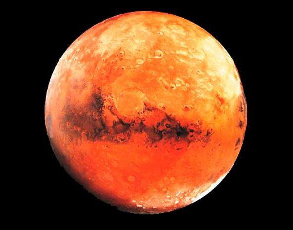 ¿Cómo es la gravedad en Marte?