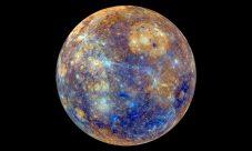 ¿Cómo es la gravedad en Mercurio?