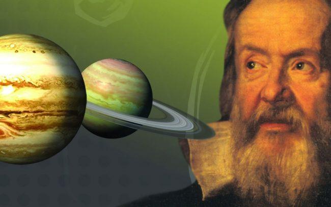 Ley de la gravedad de Galileo Galilei
